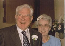 Mature Christian widow Eric had a 2nd chance of happiness with Margaret