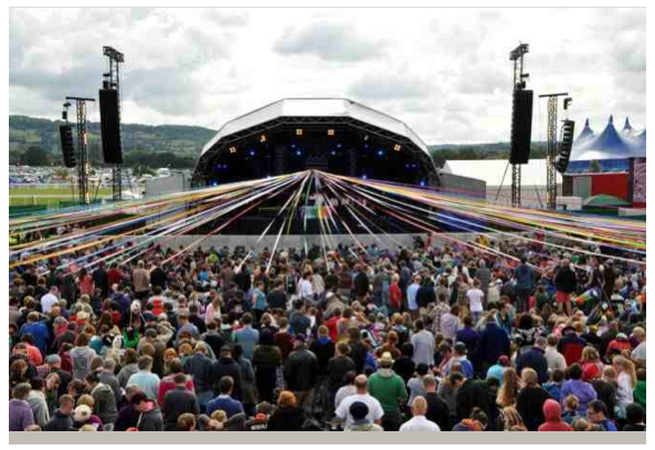 Top 5 tips for making friends at Greenbelt festival.