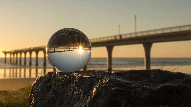 If I had a crystal ball