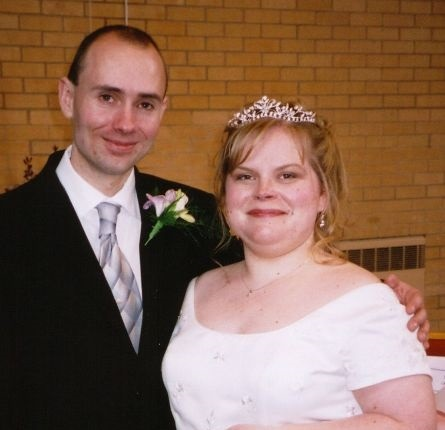 Brian and Ruth