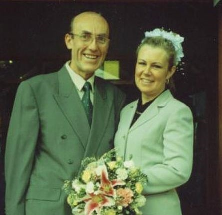 Graham and Helen