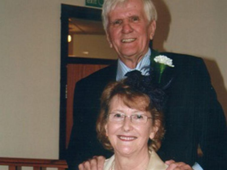 Ken and Anne