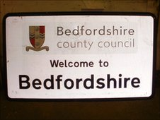 Welcome to Bedfordshire