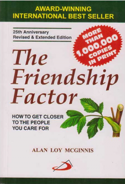 The Friendship Factor book cover