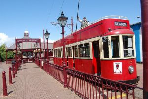 Image of Seaton Tramway - a great way to spend a day on your Summer Holiday