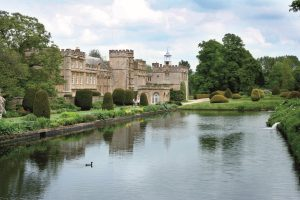 Image of Forde Abbey and Gardens - somewhere to visit on the friends1st Summer Holiday