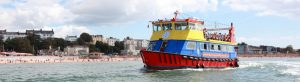 Image of Stuart line cruises - something to do on a friends1st Summer Holiday