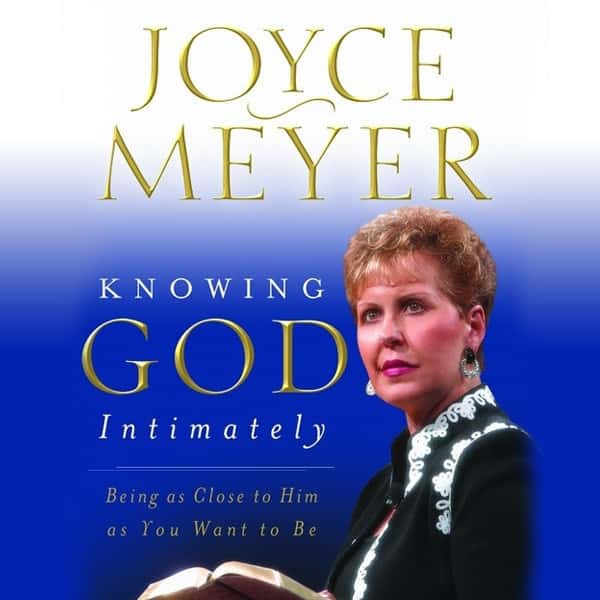 Knowing God Intimately Book Cover