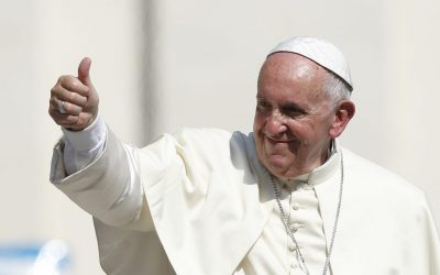 Dating Advice from Pope Francis