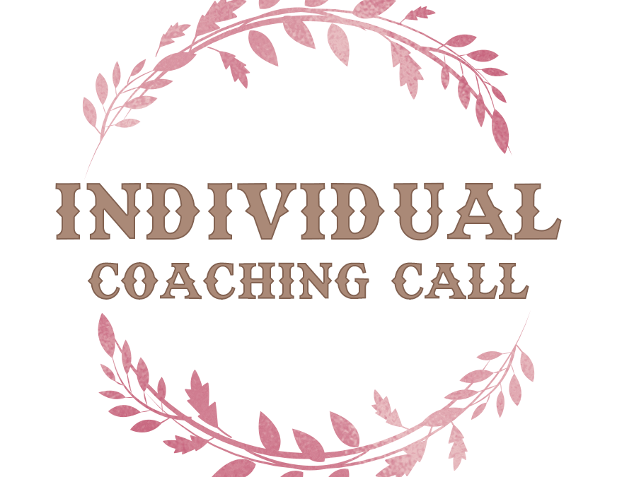What is involved in a coaching call?