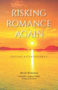 risking romance again front cover