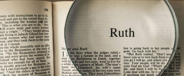 Learning from the Book of Ruth