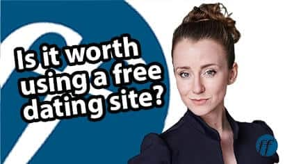 Is it worth using a free dating site?