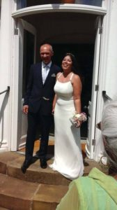 Surjit and Andrew get married with the help of Friends1st the Christian Dating agency